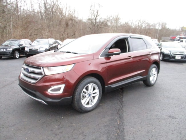 Used 2015 Ford 2.0L Edge SEL SUV for sale in Whitehall WV