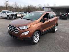 New 2019 Ford EcoSport SE SUV in Whitehall, WV