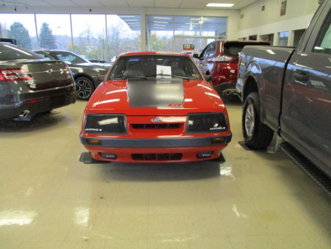 Used 1986 Ford Mustang GT Coupe for sale in Whitehall WV