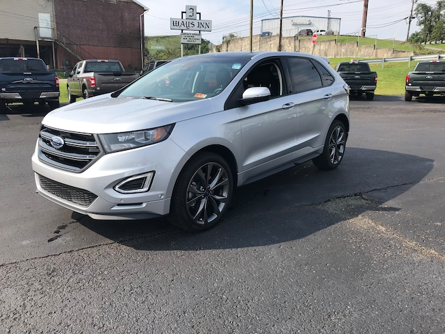 New Ford 2018 Ford Edge Sport SUV for sale in Whitehall WV