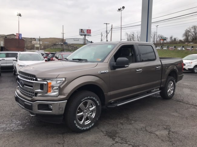 New Ford 2019 Ford F-150 XLT Truck SuperCrew Cab for sale in Whitehall WV