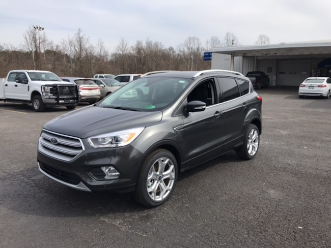 New Ford 2019 Ford Escape Titanium SUV for sale in Whitehall WV