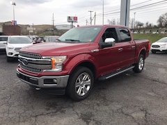 New 2018 Ford F-150 Lariat Truck SuperCrew Cab in Whitehall, WV