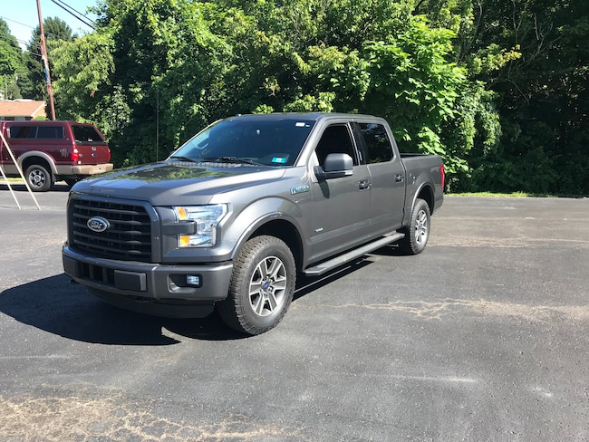 Used 2015 Ford F-150 XLT sport Crew Cab for sale in Whitehall WV