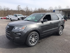 New 2019 Ford Explorer Sport SUV in Whitehall, WV