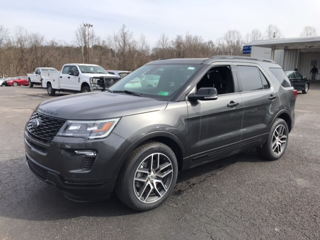 New Ford 2019 Ford Explorer Sport SUV for sale in Whitehall WV