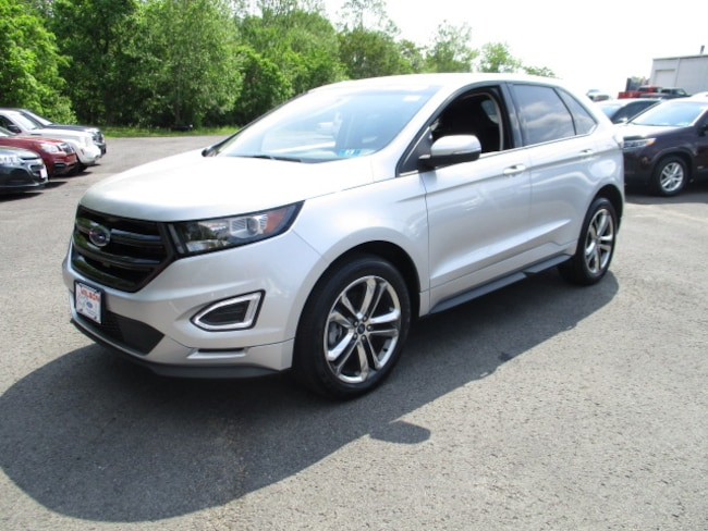 Used 2015 Ford Edge Sport SUV for sale in Whitehall WV