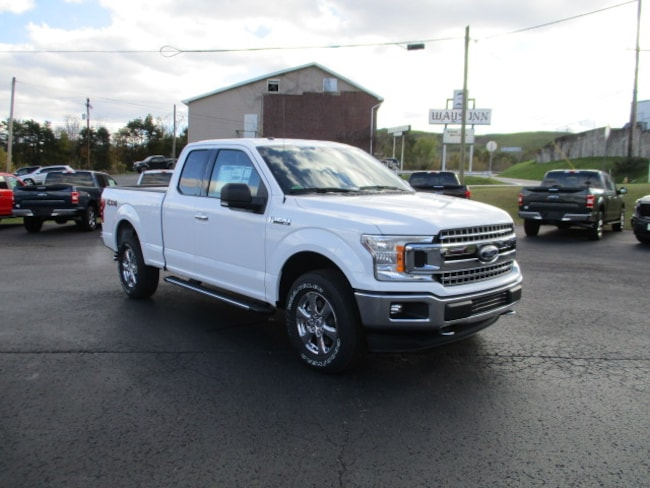 New Ford 2018 Ford F-150 XLT Truck SuperCab Styleside for sale in Whitehall WV
