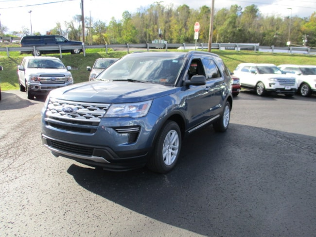 New Ford 2019 Ford Explorer XLT SUV for sale in Whitehall WV