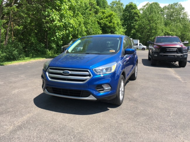 Used 2017 Ford Escape SE SUV for sale in Whitehall WV