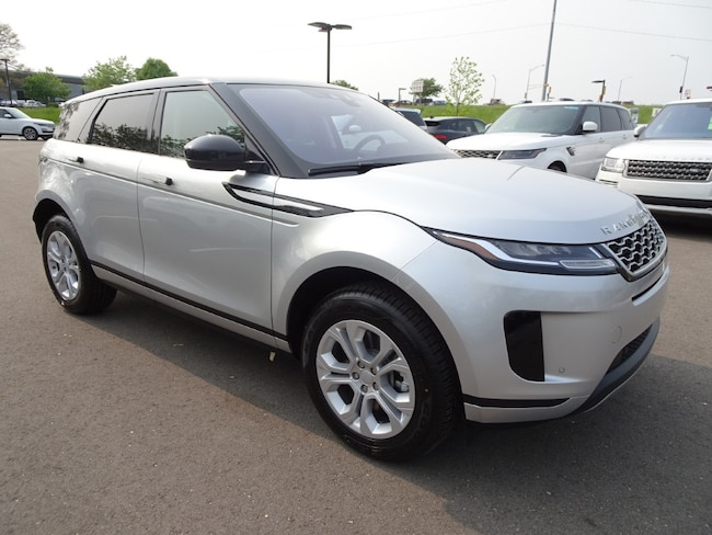 New 2020 Land Rover Range Rover Evoque For Sale At Land