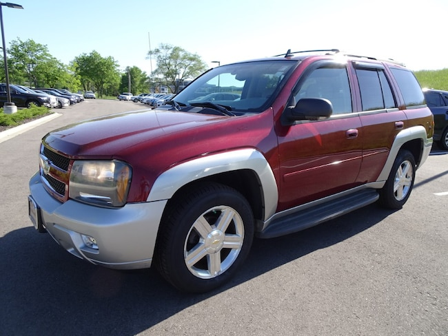 2007 Chevrolet TrailBlazer LT SUV