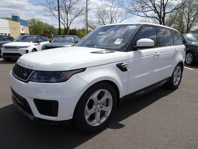 2019 Land Rover Range Rover Sport HSE AWD HSE  SUV