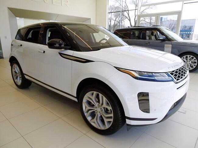 2020 Land Rover Range Rover Evoque Evoque AWD S  SUV