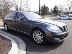 2007 Mercedes-Benz S-Class S 550 4matic Sedan