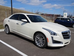 2014 CADILLAC CTS 2.0T Luxury Collection Sedan