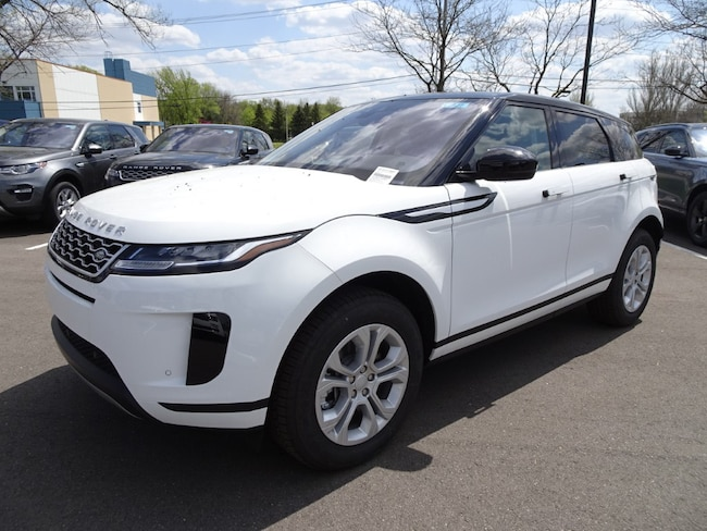 Used 2020 Land Rover Range Rover Evoque For Sale At Land