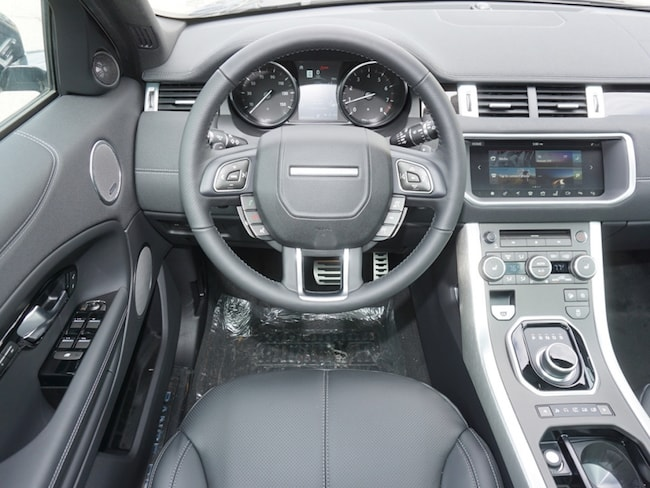 New 2018 Land Rover Range Rover Evoque For Sale at Land Rover