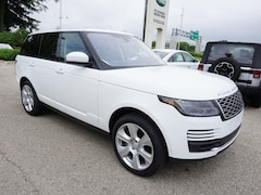 2018 Land Rover Range Rover Supercharged SUV