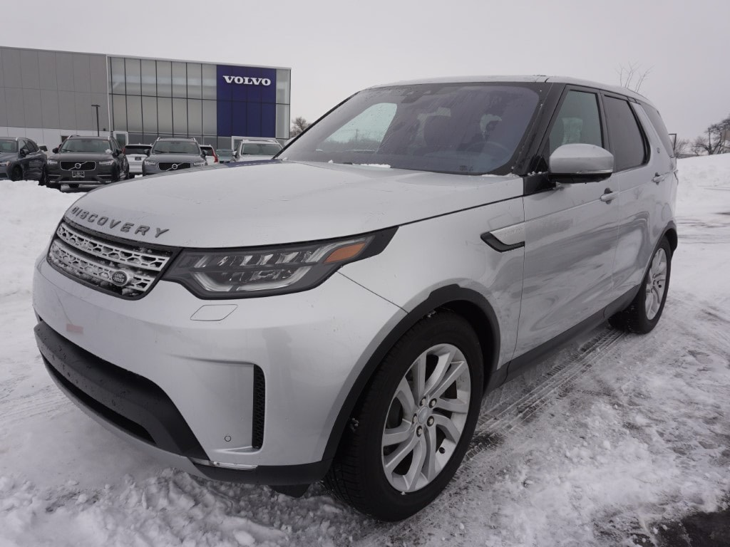 2017 Land Rover Discovery HSE Td6 SUV