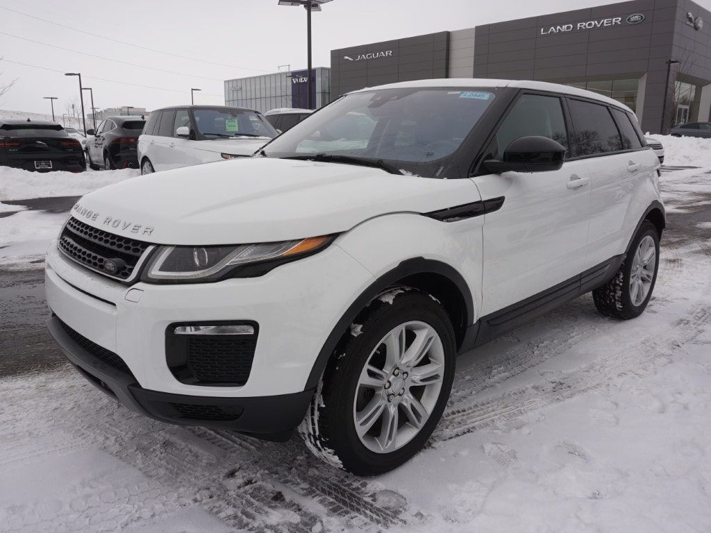 Used 2017 Land Rover Range Rover Evoque For Sale At Land Rover