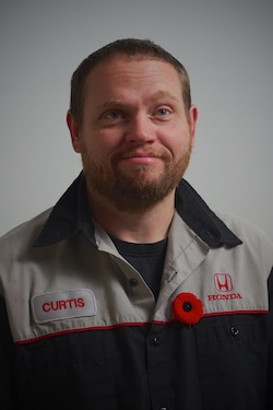 bc3c0b3a510a As an experienced automotive technician for over 20 years, Windsor Honda  has had the pleasure of having Curtis on the team for over 11 of them.