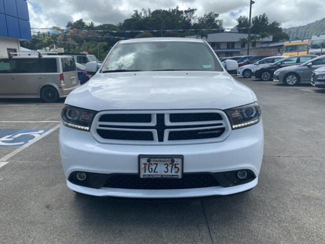 2018 Dodge Durango GT Sport Utility