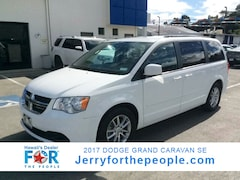 2017 Dodge Grand Caravan SE Mini-van Passenger