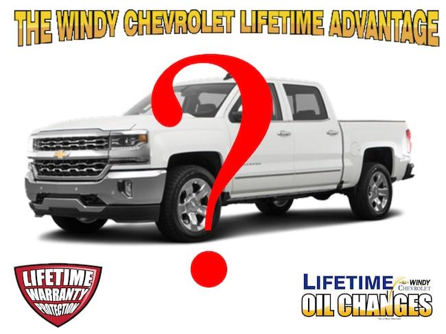 2018 Chevrolet Silverado 1500 You Choose Your Choice