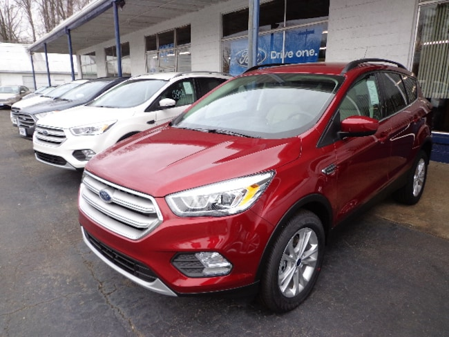 New 2019 Ford Escape For Sale at Winebarger Motor Co Inc