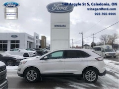 2016 Ford Edge SEL AWD | Bluetooth, Leather, Moonroof, Navigation SUV