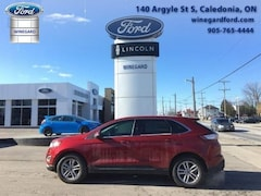 2015 Ford Edge SEL FWD | Bluetooth, Leather, Moonroof SUV