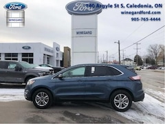2018 Ford Edge SEL AWD Cap Unit | Bluetooth, Leather, Moonroof, Navigation SUV