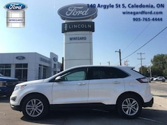 2015 Ford Edge SEL FWD   Bluetooth, Leather, Moonroof SUV