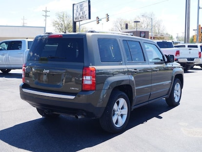 Used 2015 Jeep Patriot Limited FWD For Sale   Winfield KS Jeep Patriot Act Wiring Harness on