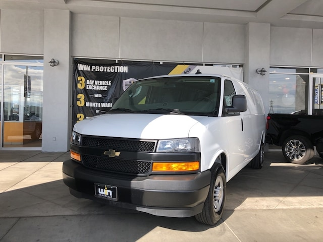 9aad06cfc1 Used 2018 Chevrolet Express 2500 For Sale at WIN Hyundai Carson ...