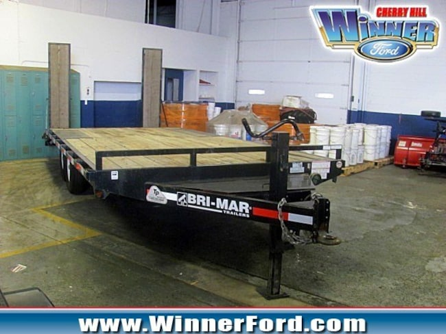 2012 Bri-Mar Equipment Trailer