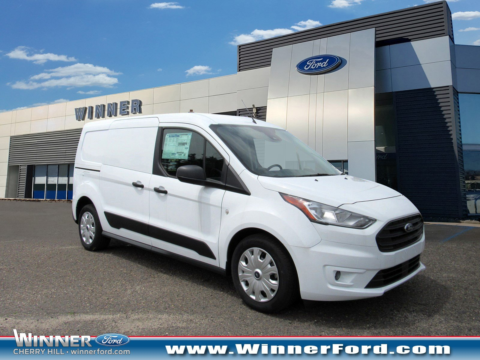 2019 Ford Transit Connect Van XLT Commercial-truck