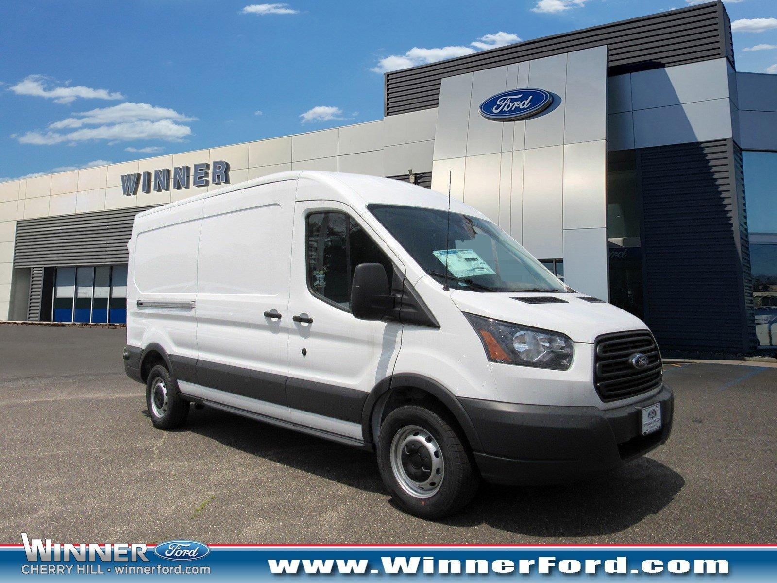 2018 Ford Transit Van Truck
