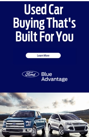 Winner Ford Blue Advantage