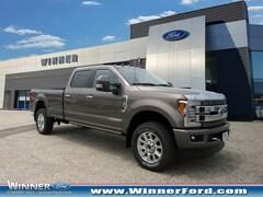 2019 Ford Super Duty F-350 SRW Limited Truck