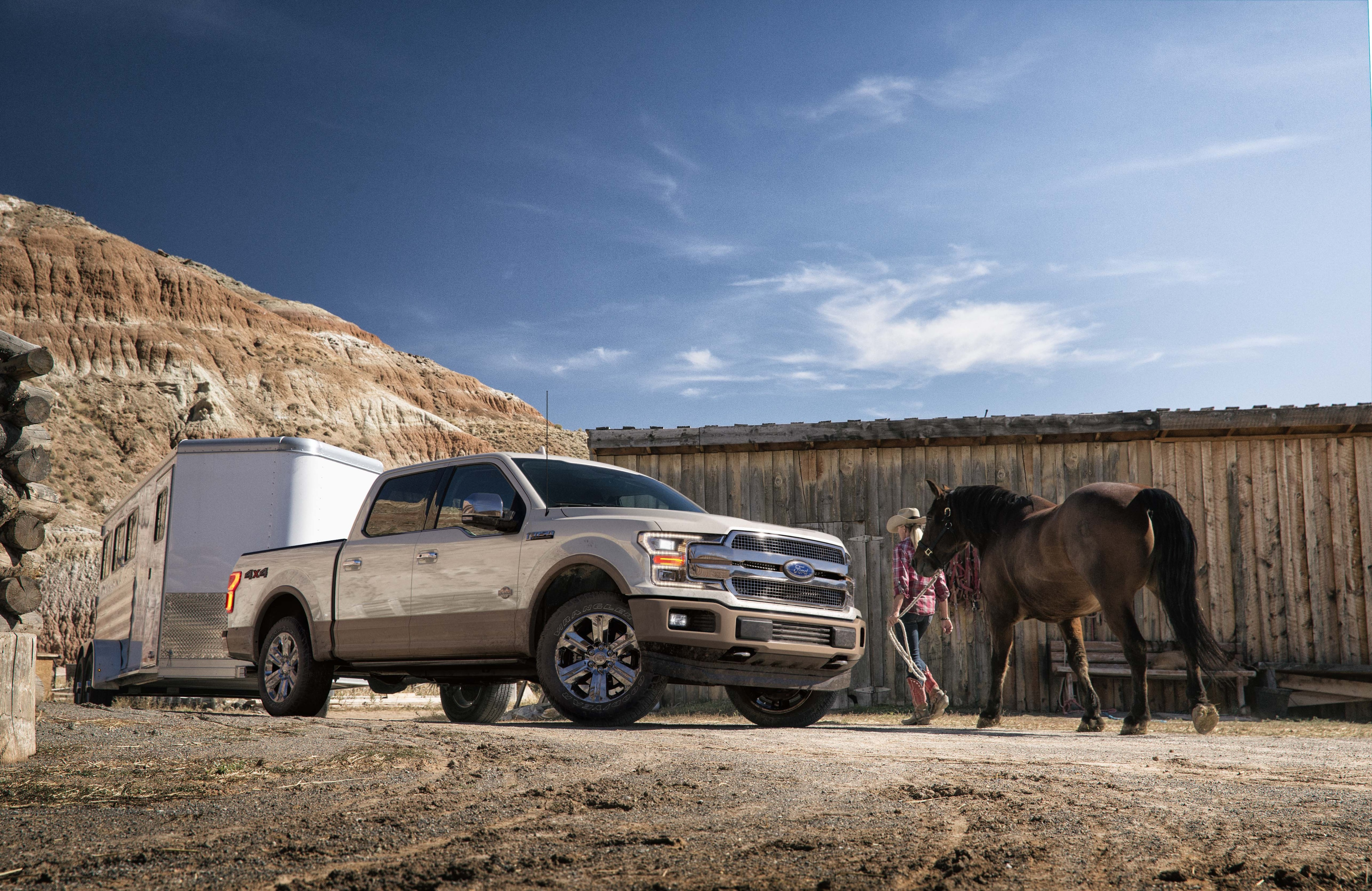 Ford F  Mpg
