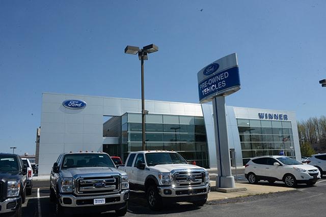 Car Dealerships In Delaware >> Ford Dealer Dover Wilmington Newark De Winner Ford Of Dover