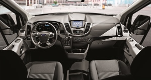 2018 Ford Transit Driver Assist Features
