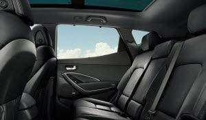 Hyundai Santa Fe Sport Cargo Space