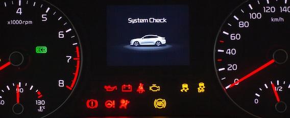 2018 Hyundai Santa Fe Dashboard Light Guide Dover DE