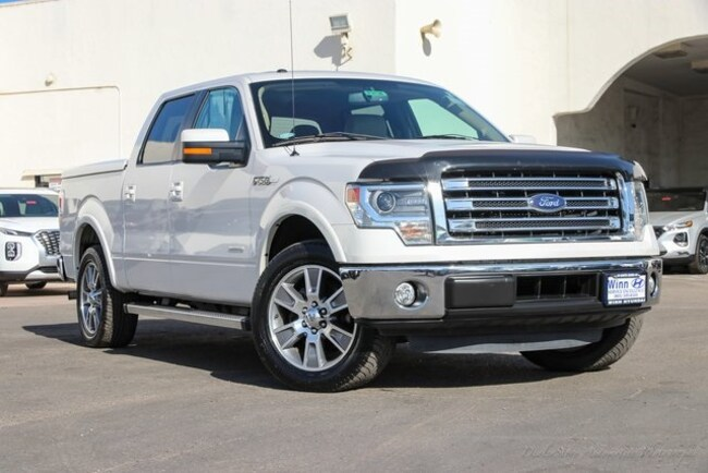 Used 2014 Ford F-150 Truck SuperCrew Cab for Sale in Santa Maria, CA