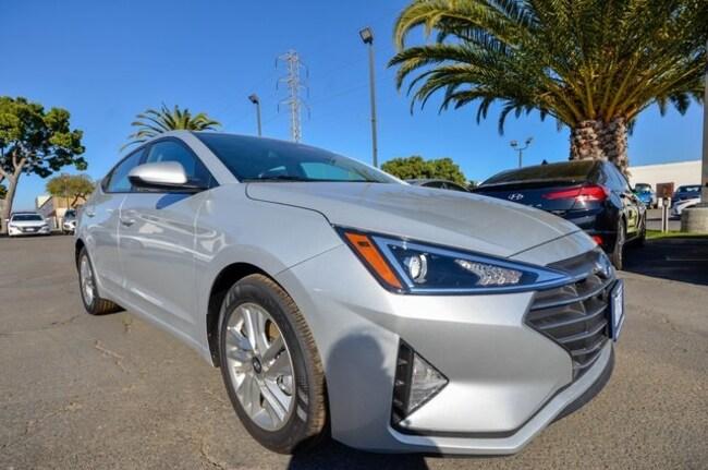 New 2020 Hyundai Elantra SEL w/SULEV Sedan for Sale in Santa Maria, CA
