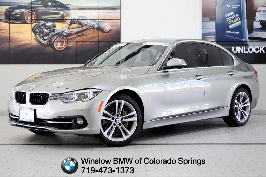 2016 BMW 3 Series 340i xDrive Sedan
