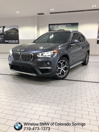 Used 2016 BMW X1 Xdrive28i SUV for sale in Colorado Springs